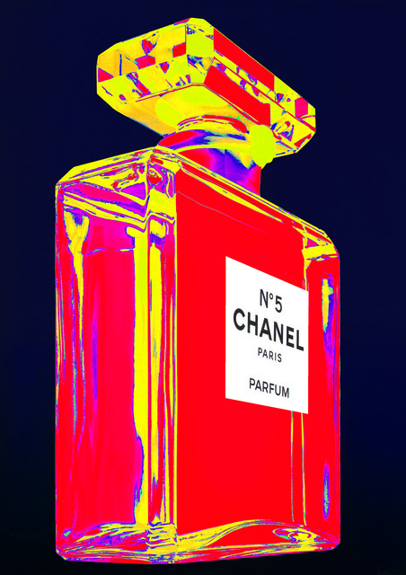 , 'Chanel N°5: Red,' 1995, Deborah Colton Gallery