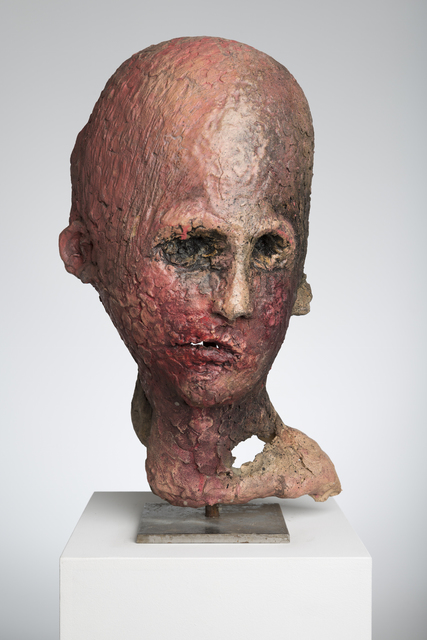 , 'Pink Head,' 2016, MAKASIINI CONTEMPORARY