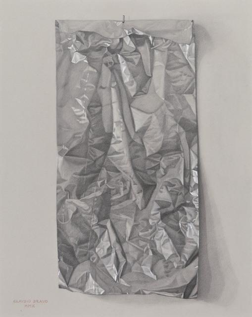 Claudio Bravo, 'Untitled (Papel aluminio)', 2010, Christie's