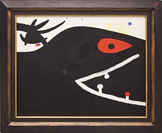 , 'Tête,' 1974, Athena Galeria de Arte