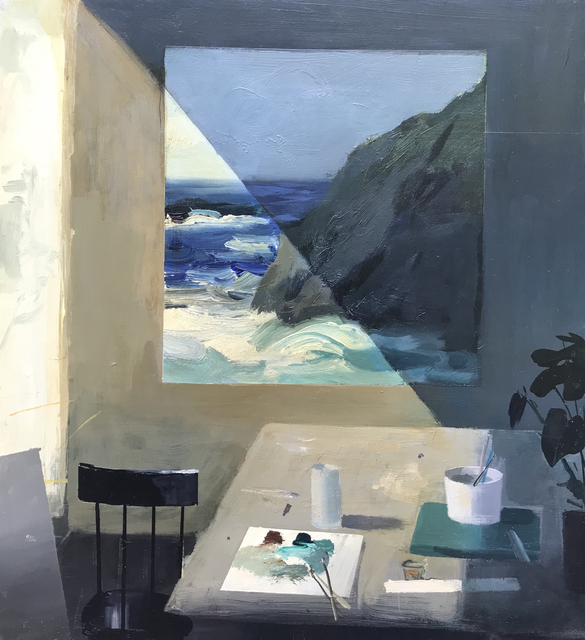 Jeremy Miranda, 'Summer Studio', 2019, William Baczek Fine Arts
