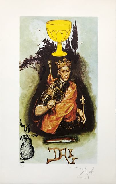 Salvador Dalí, 'KING OF CUPS', 1978, Gallery Art