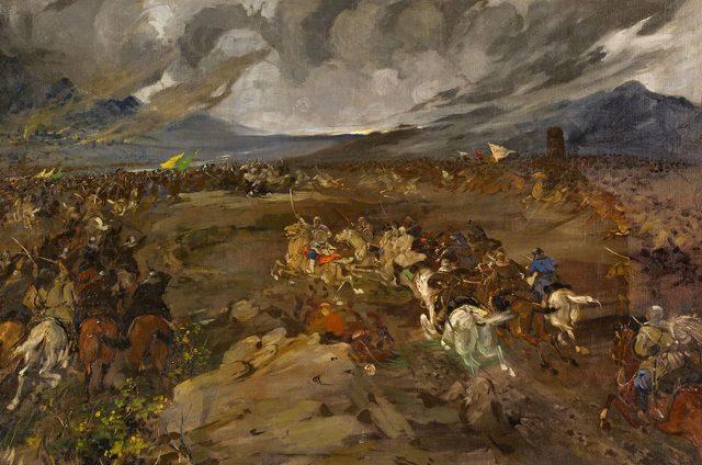 Battle of Baia