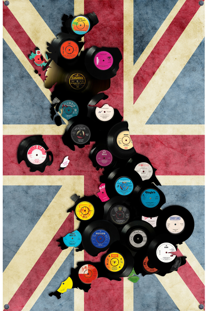 Keith Haynes, 'Hitsville UK - Part of the Union', N/A, Gallery Different