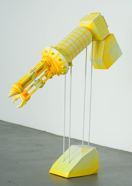 , 'Mining Arm,' 2014, 101/EXHIBIT