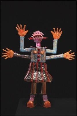 , 'Mujer insecto,' 2012, NM Contemporáneo