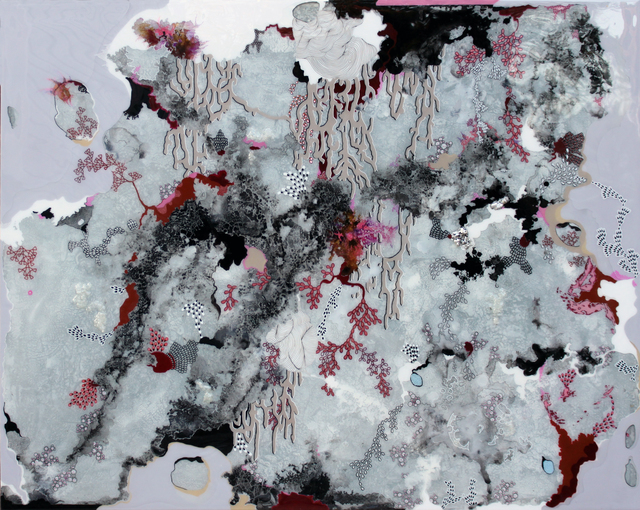 , 'Interrupted II,' 2015, JanKossen Contemporary