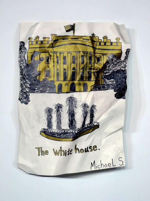 , 'The White House VII,' 2018, Samuel Owen Gallery