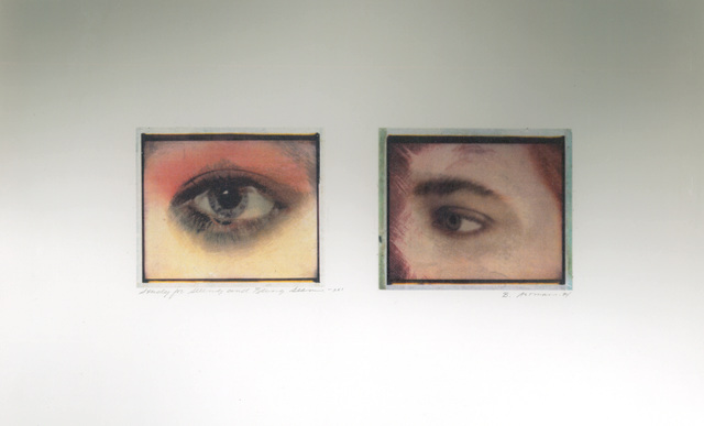 Barbara Astman, 'Study for Seeing and Being Seen E01', 1994, Corkin Gallery