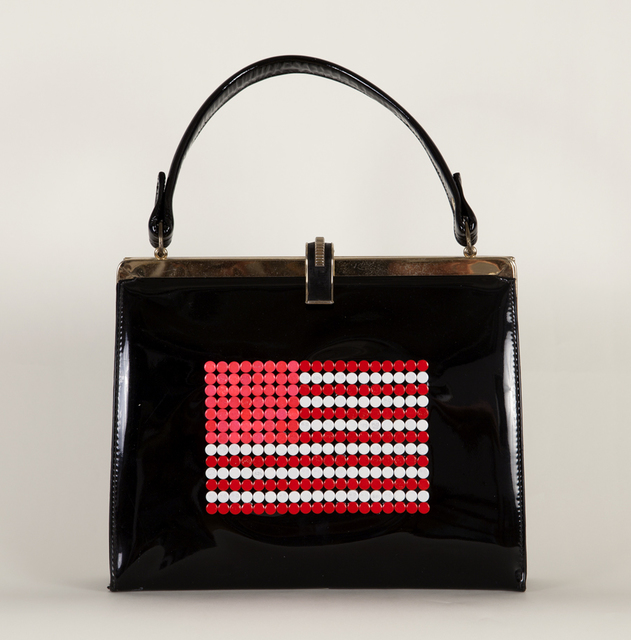 Michele Pred, 'United We Stand (Purse) #3', 2013, Nancy Hoffman Gallery