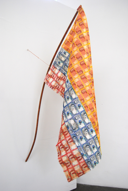 , 'El Producto Nacional Proyecto del Arte Financeiro,' 2013, Baró Galeria