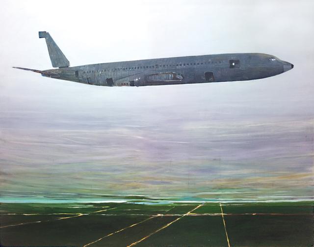 , 'Landing 1,' 2017, Gallery One