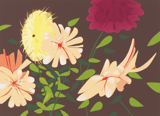 , 'Late Summer Flowers,' 2013, Frank Fluegel Gallery