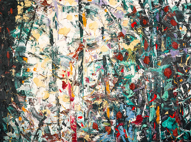 , 'Bolulla,' 2017, Leila Heller Gallery