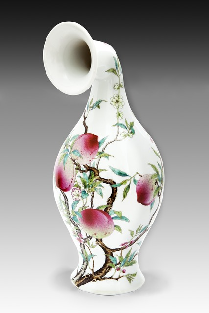, 'MadeIn Curved Vase,' 2013, ShanghART