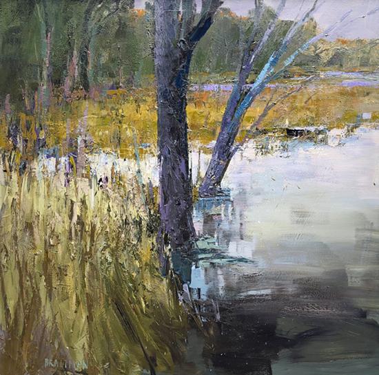 Andy Braitman, 'The Lake's Edge', 2018, Shain Gallery