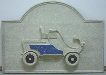 , 'Bajka automobilu,' 1987, Galerie Ernst Hilger