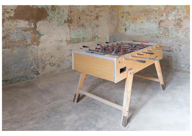 """, 'Prison (Isola di Pianosa)  from series """"Atlas italiae"""",' 2013, MLB Home Gallery"""