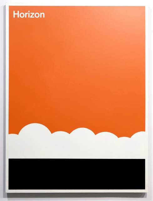 , 'Horizon,' 2015, Resource Art