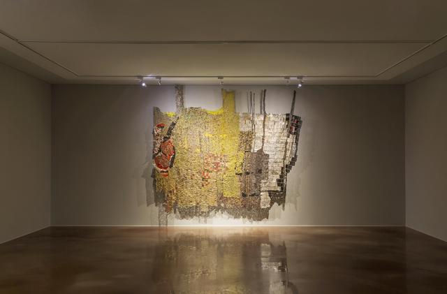 , 'Dzi II,' 2015, Barakat Gallery