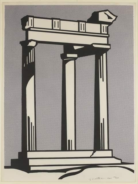 Roy Lichtenstein, 'Temple', 1965, Andipa