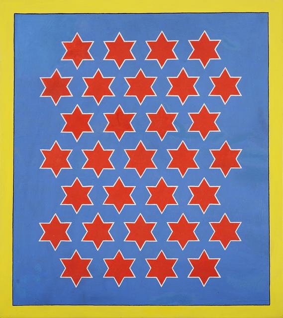 , 'Star Stripe,' 1977, Charles Nodrum Gallery