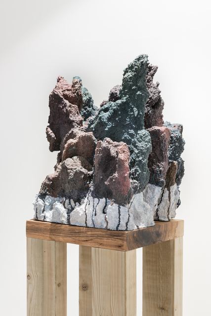 , 'Langtang Draco (Himalaya Range),' 2015, LAMB Arts