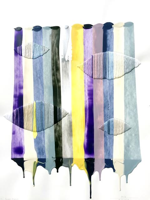 Raul de la Torre, 'Fils I Colors CCXXVII', 2016, Artspace Warehouse