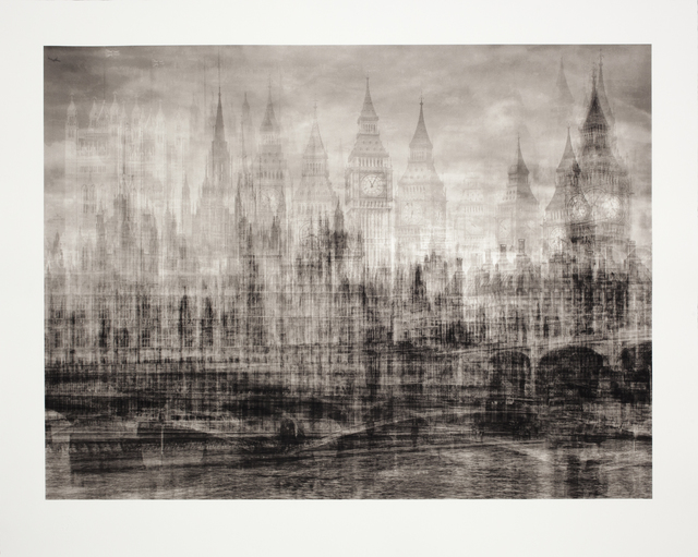, 'The Houses of Parliament, London,' 2015, Alan Cristea Gallery