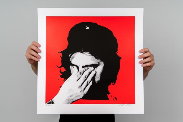 , 'Facepalm Che,' 2018, Vintage Deluxe
