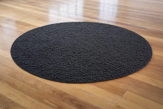 , 'Turbulence (Black),' 2014, Galerie Chantal Crousel
