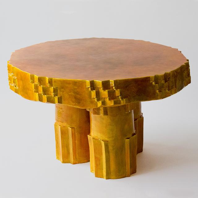 Floris Wubben, 'Autumn Twist Table', 2019, The Future Perfect