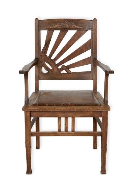 , 'Armchair,' 1937, Heritage Gallery