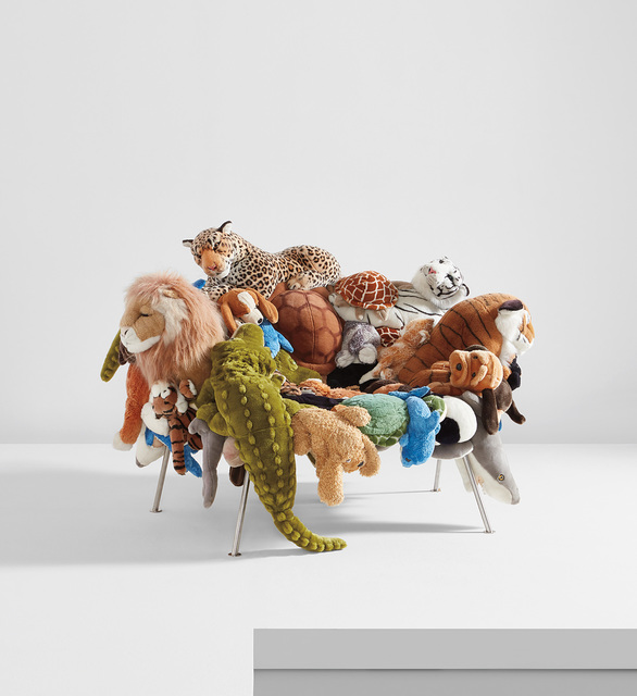 """Humberto and Fernando Campana, '""""Banquete"""" chair', 2006, Phillips"""