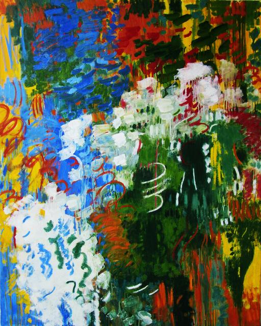 , 'Ocean Wave,' 2017, Anita Shapolsky Gallery