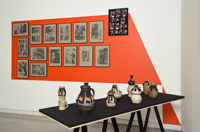 , 'Installation view Future Primitive, Heide Museum of Modern Art, Melbourne, Australia,' 2013, Murray White Room