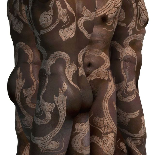 , 'Ebony-Balenciaga,' 2008, Sundaram Tagore Gallery