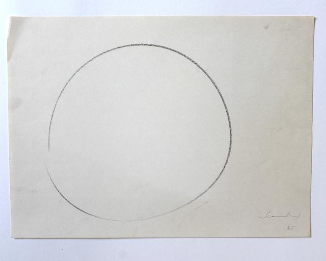 , 'Untitled 1,' 1965, Robilant + Voena