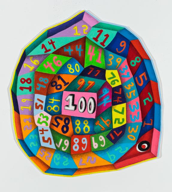 John O'Connor, 'A1515', 2016, Pierogi