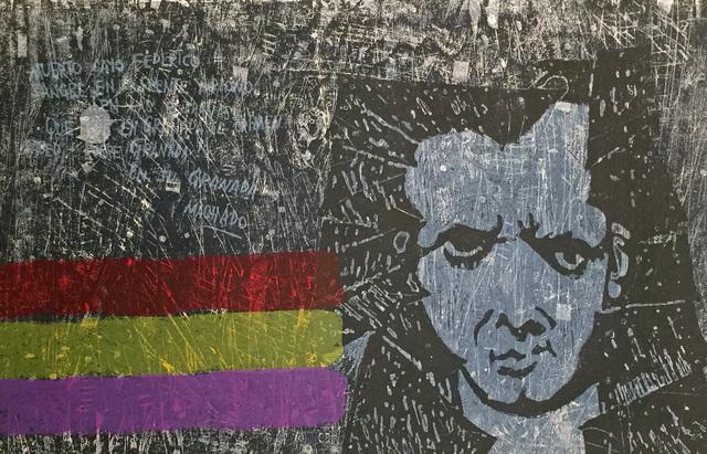 , 'A LORCA,' 1971, Edward T. Pollack Fine Arts