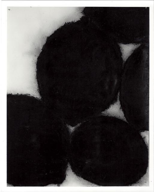 , 'Black Lemon and Egg,' 1986, William Shearburn Gallery