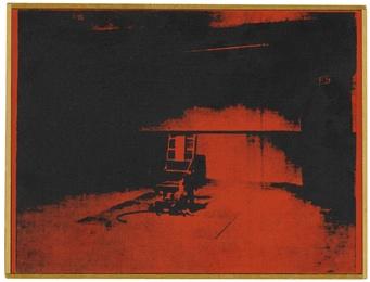 "Andy Warhol, ""Lavender Disaster,"" 1964"