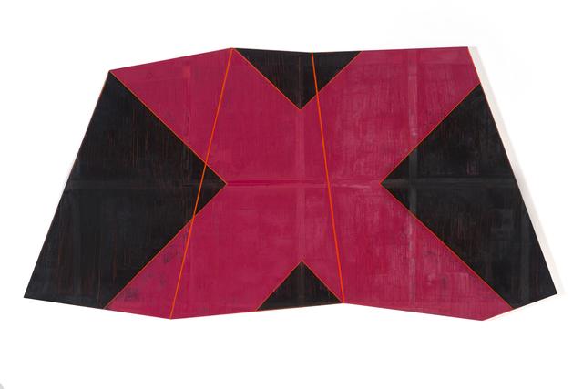 , 'Big Pink,' 2017, Locks Gallery