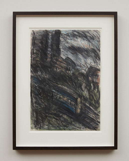 , 'Train by Night No.1,' 1990, Timothy Taylor
