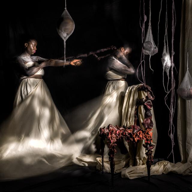 , 'Seat of honour #4, 1/5+2AP,' 2017, Afriart Gallery