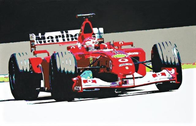 Beatrice Antalya, 'Supercar F1', 2018, Itineris