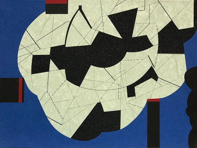 , 'Elegy XLII,' 2019, Schmidt Dean Gallery