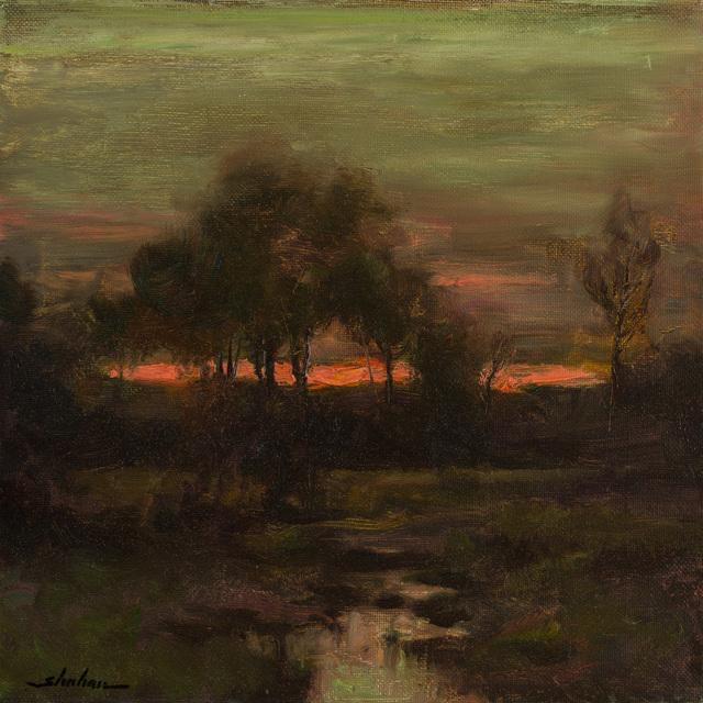 , 'Afterglow,' , Merritt Gallery