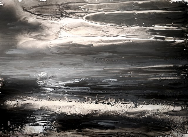 , 'The Floods of Autumn 秋水,' 2019, Galerie du Monde