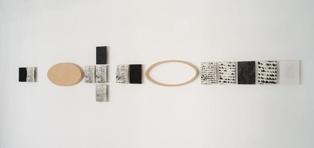 , 'Licht fassen,' 2002, Christine König Galerie